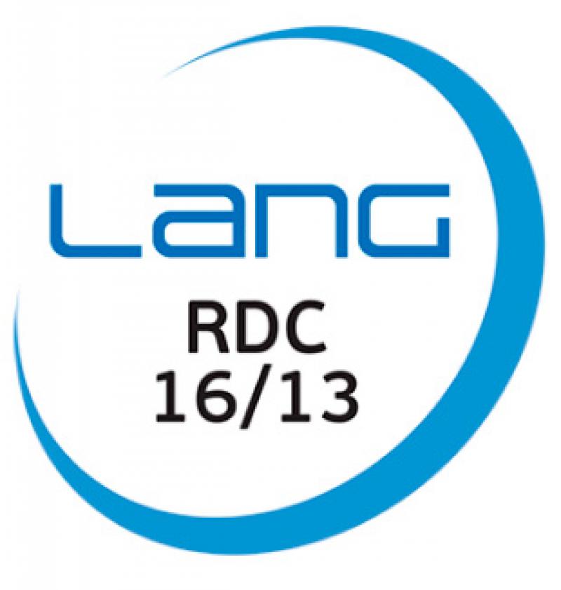 LANG E FILHOS, Certificação - RDC 16/13