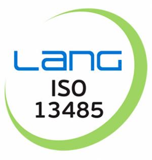 LANG E FILHOS, ISO 13485