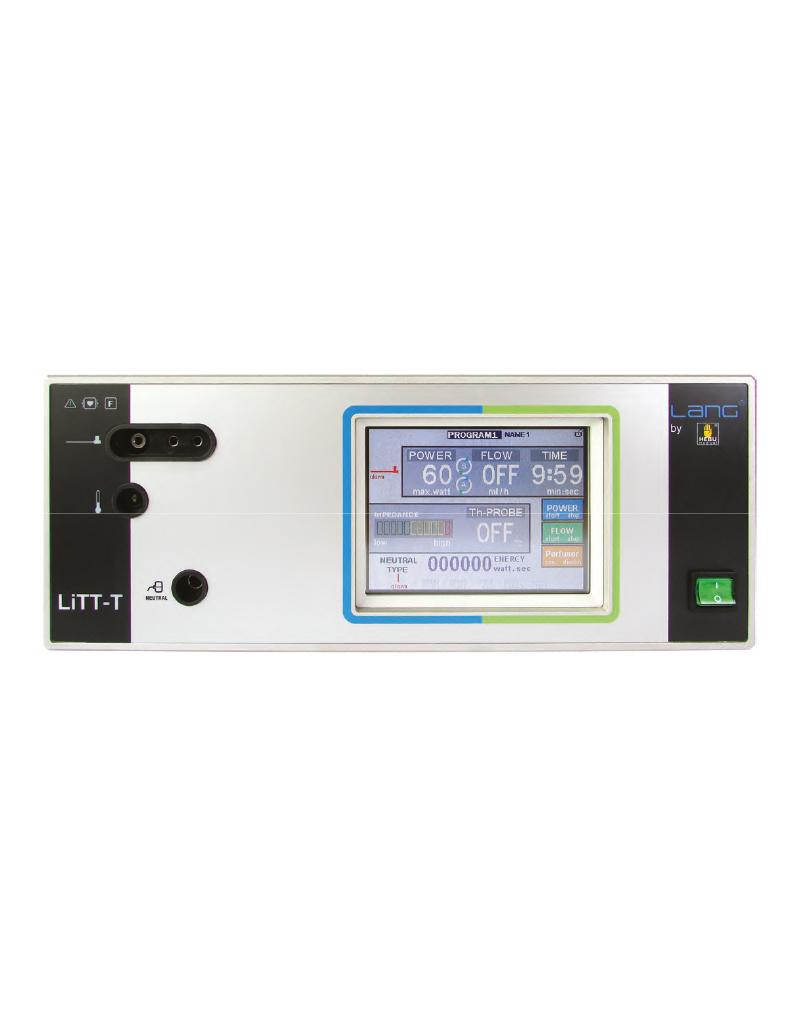 LITT-T – Equipamento de Ablação por Radiofrequência